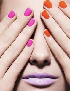 Another hands and polish idea. And makeup idea with Motives Cosmetics #motivescosmetics #bangnmedia