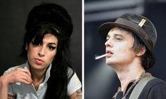 Pós reabilitação, Pete Doherty lança single em homenagem a Amy Winehouse. http://glo.bo/1y86Qka