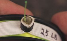 Video: How to Make Your Own Tippet-Spool Tenders   Orvis News