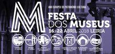 Festa dos Museus: sete dias para sair da caixa em Leiria  #museu #festa #evento #leiria #portugal #blog