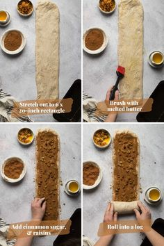 No-Knead Sourdough Cinnamon Raisin Bread - Bessie Bakes - Bread Recipes Sourdough Cinnamon Raisin Bread Recipe, Whole Wheat Sourdough, Sourdough Bread Starter, Sourdough Recipes, Artisan Bread Recipes, Banana Bread Recipes, Baking Recipes, Pain Aux Raisins, Raisin Sec