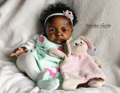 Brooke Nicole - Photographer + Doll Artist: Evelina Wosnjuk