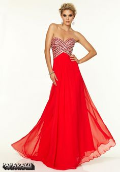 Prom Dresses – Paparazzi Prom Dress Style 97003