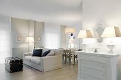 A Casa di Ro - Interior design and style. Sofa, Couch, Living Room, Interior Design, Country, Furniture, Studio, Home Decor, Style