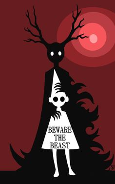 Wirt and the Beast Over the Garden Wall The Beast, Stephanie Brown, Dark Drawings, Over The Garden Wall, Cute Cartoon Wallpapers, Wall Quotes, Dark Fantasy, Adventure Time, Book Art