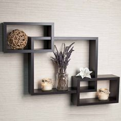 FREE SHIPPING AVAILABLE! Buy Danya B. Intersecting Wall Shelf at JCPenney.com today and enjoy great savings. Available Online Only!