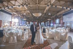 Today we're super excited to share some beautiful wedding photography from Telma + Giuseppe's big Italian/Portugese wedding at the gorgeous Liuna Station in Hamilton! Telma and Giuseppe met Kara, Hamilton, Real Weddings, Wedding Venues, Wedding Photography, Couples, Image, Beautiful, Photographers