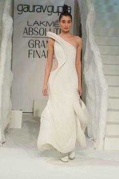 Lakmé Fashion Week – GAURAV GUPTA AT LFW WF 2015