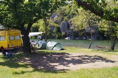 Stellplatz Camping Mazet Plage