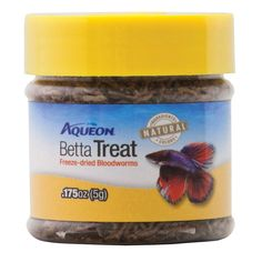 Aqueon Freeze-dried Bloodworms Betta Treat can provide added mealtime variety for Bettas and other tropical fish. A highly nutritious source of protein, bloodworms can be fed as a treat or part of the daily diet. Betta Food, Betta Fish Care, Worms, Fish Recipes, Dog Food Recipes, Food Feeder, Natural Protein, Wild Bird Food, Freeze Drying
