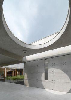 architecture residencia sa shatotto