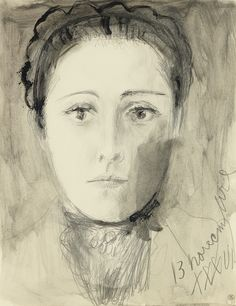 Pablo Picasso 1881 - 1973 PORTRAIT DE DORA MAAR
