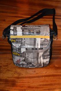 CheRRy's World: Herrentasche New York