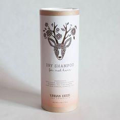 Dry shampoo powder, for Red hair — The Urban Deer