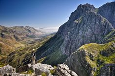Mountains in Jonkershoek, Western Cape, South Africa South Afrika, Namibia, Best Family Vacations, Most Beautiful Cities, Nature Reserve, Africa Travel, Countries Of The World, Vacation Spots, Places To Travel