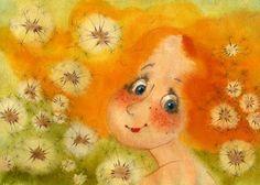 Иллюстрации Виктории Кирдий / Illustrations Victoria Kirdiy