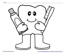 This mini-dental health pack contains three activities:Cut and paste helpful or hurtful things for our teeth:water milk soda apple candy sweets. Writing paper with picture and word clues such as:dentist, teeth, tooth paste tooth brush, candy, soda, water, milk. Fortified Tooth coloring sheet and or craft includes:tooth, tooth brush, tooth paste, mittens, and boots. $1