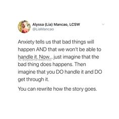 Social Anxiety, Stress And Anxiety, Fact Quotes, True Quotes, Therapy Quotes, Motivational, Inspirational Quotes, Mental Health And Wellbeing, Positive Self Talk