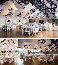 dco by felicit photo raphael melka tentures haute bouture dco de salle parme dcoration de mariage - Bon De Reduction Decoration De Mariage