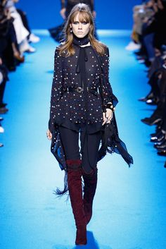 Elie Saab Fall/Winter 2016-2017 Paris Fashion Week