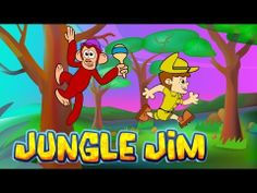 Learn fun facts about monkeys with Flip and Jungle Jim on YouTube!