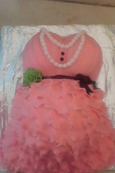 Belly bump cake