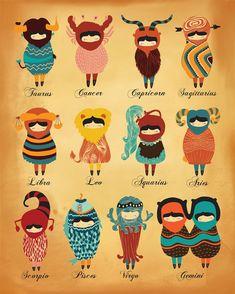 cool zodiac #zodiac