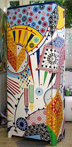 """""""Luces en el Espacio,"""" by Argentinian artist and designer Lucas Risé."""