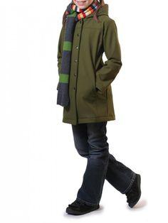 Jalie 2680 - Stretch City Coat Pattern