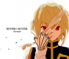 Hunter X 2011 Kurapika Scarlet Eyes Wallpaper