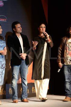 Kareena and Saif Ali Khan at the IIFA press conference | PINKVILLA