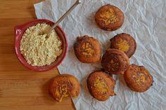 Homemade Dried Falafel Mix.