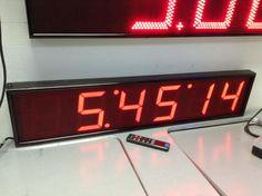 Brg Red 5dig Clock http://www.lcwprops.com/item?id=6550