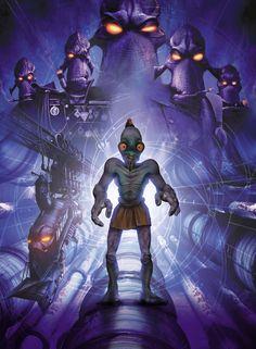 Oddworld: Abe's Exoddus poster