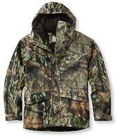 Men's Big-Game System Basic Shell, Camo Camouflage Large