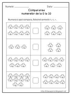Fise de lucru clasa pregatitoare | CLASA PREGATITOARE | Pagina 2 Math For Kids, Diy For Kids, Activities For Kids, Kids Math Worksheets, Preschool Writing, School Plan, Butterfly Template, Printable Baby Shower Invitations, Paper Trail