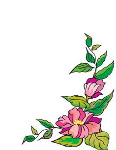 Here you find the best free Floral Corner Clipart collection. You can use these free Floral Corner Clipart for your websites, documents or presentations. White Lily Flower, Black Flowers, Pink Flowers, Rose Clipart, Flower Clipart, Flower Design Vector, Flower Designs, Flower Frame, Flower Art