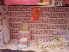 Dollhouse baby bedroom diy