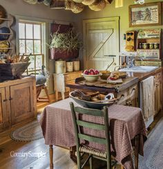 Country Sampler Magazine (CountrySampler1) on Pinterest