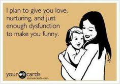 #motherhood #ecard #funny