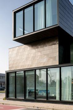 HECTAAR Office Building by CAAN Architecten #pin_it @mundodascasas