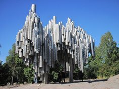 The Sibelius Monument in Helsinki | We Asked Non-Finns React To Photos Of Finnish Stuff And Now They're All Jealous