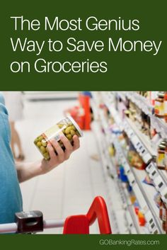 Follow these tips to save money on groceries without spending hours clipping coupons.