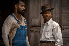 Rob Morgan as Hap and Jason Mitchell as Ronsel in 'Mudbound' Netflix List, Good Movies On Netflix, Good Movies To Watch, Great Movies, Jason Mitchell, Onofre, Top Film, Jim Crow, The Best Films