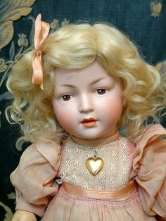 """14"""" Extremely Rare Hertel & Schwabb 140 Character Toddler With from kathylibratysantiques on Ruby Lane"""