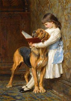 British Paintings: Briton Riviere