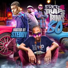 Traps-N-Trunks - Strictly 4 The Traps N Trunks 80
