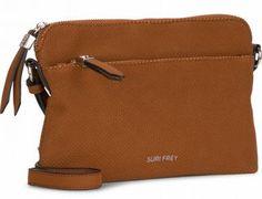 !!!Suri Frey Romy Hetty Cognac Lochmuster Schultertasche braun Suri Frey, Bags, Dime Bags, Artificial Leather, Sachets, Handbags, Lv Bags, Purses, Bag