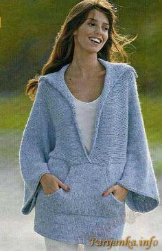 Пуловер матроска (ж) 961*2009 PHIL №1719