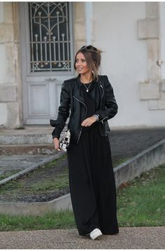 Arabische Art: Langer Rock im Winter winter style Looks Style, Casual Looks, Outfit Formal Mujer, Fall Outfits, Casual Outfits, Cute Outfits, Modest Fashion, Fashion Outfits, Glam Dresses